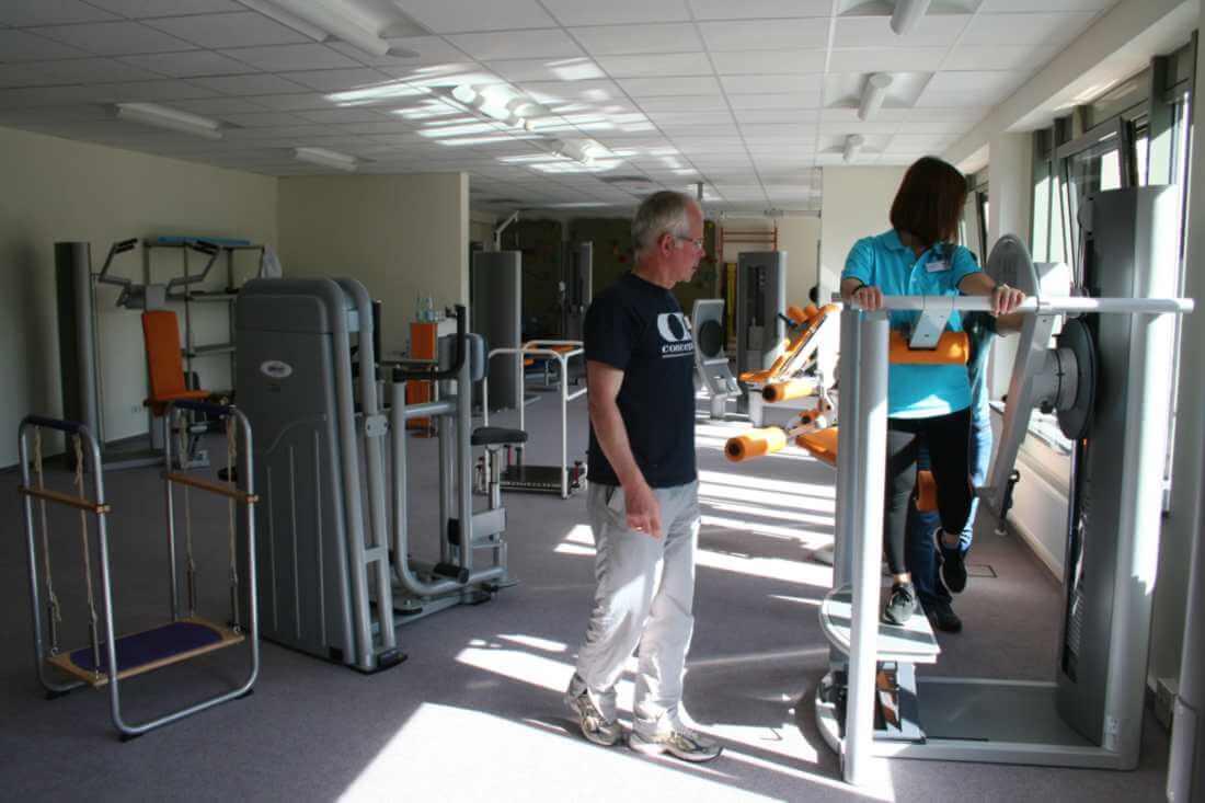 Wirksames Training für einen nachhaltigen Reha-Erfolg
