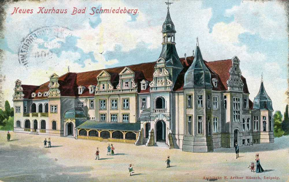 Neues Kurhaus Bad Schmiedeberg