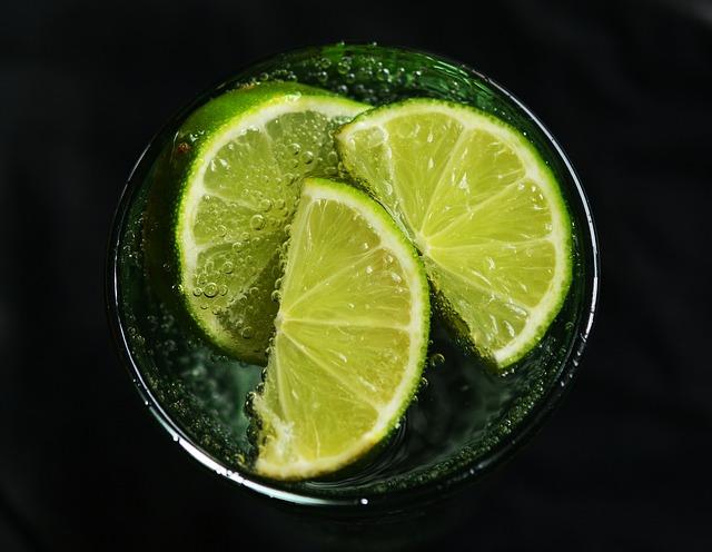Entgiften – entspannen – entschleunigen Limette